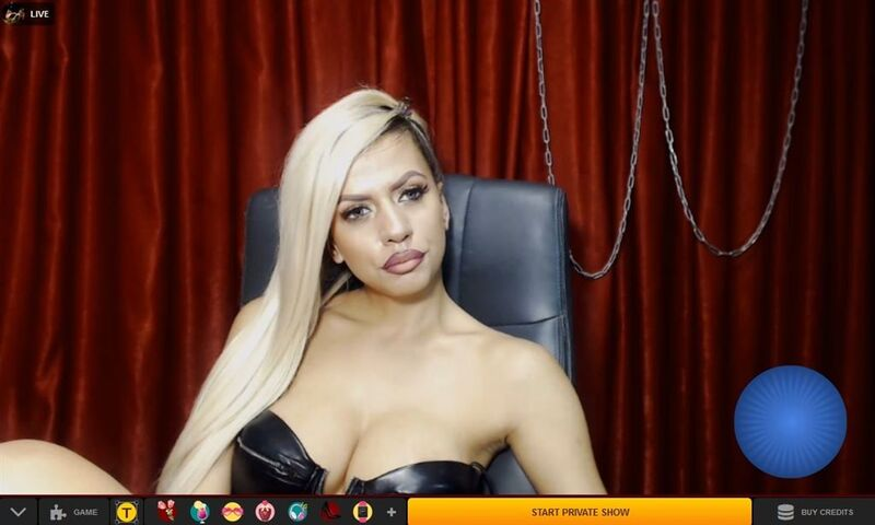 Find your femdom partner for cam to cam chat at LiveJasmin.com