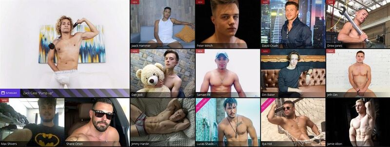 Gallery of online webcam hosts at Flirt4Free.com