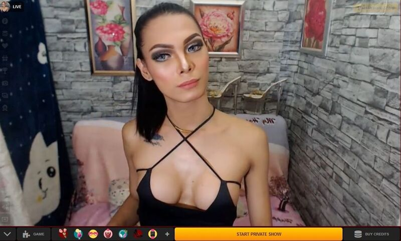 Pay with PayPal for live sex chat with LiveJasmin's gorgeous trans cam models