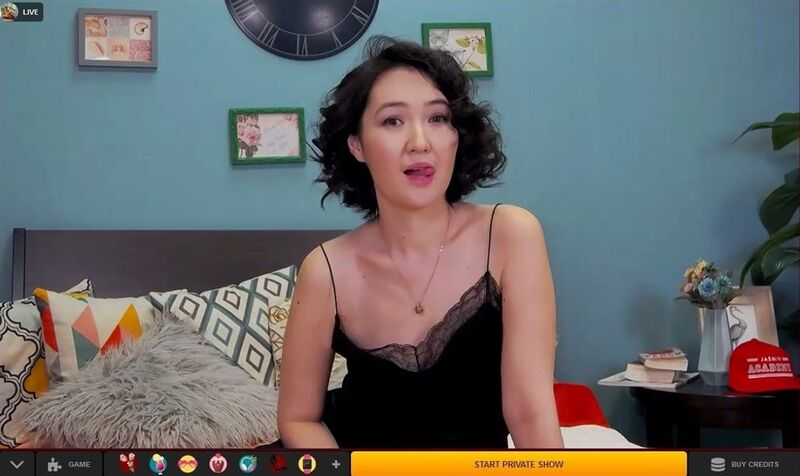Asian MILF looks for sex pals at LiveSexAsian.com