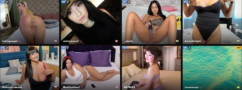 Watch next level live porn cams in VR at StripChat.com