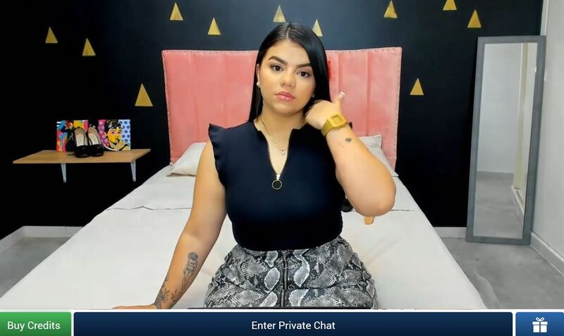 ImLive has sexy BBW cam chat models streaming in HD