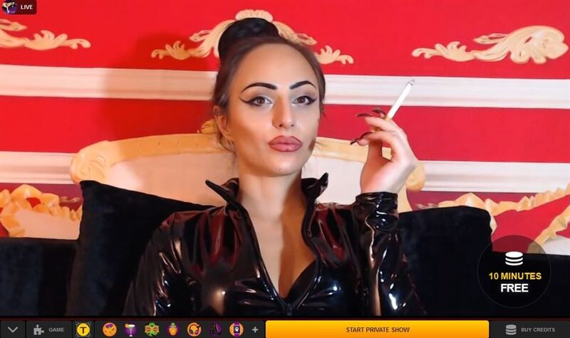 Findom fetish fun with the cam mistresses at LiveJasmin.com
